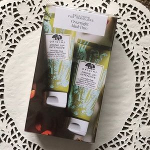 Origins drink up face mask duo